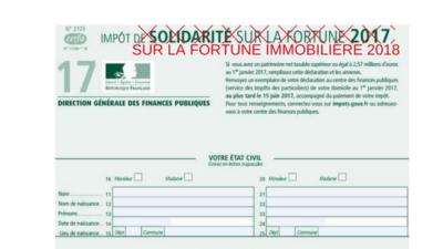 l'Impôt sur la Fortune Immobilière (IFI), est-ce vraiment la France en marche ?