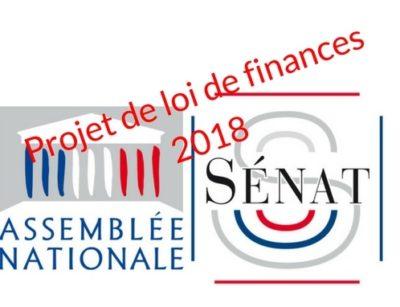 Les nouvelles règles du jeu introduites dans le projet de loi de finances 2018