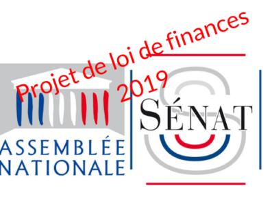 Non-résidents : Projet de loi de Finances et Projet de loi de financement de la sécurité sociale 2019
